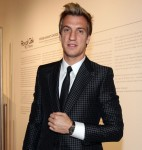 AC Milan football player Maxi Lopez
