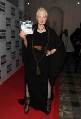 HALL OF FAME 2014 DAME VIVIENNE WESTWOOD